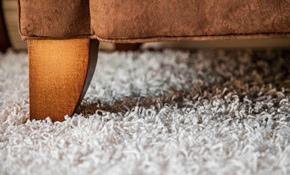 $249 for 3 Rooms of Eco-Friendly Carpet Cleaning, Including Stairs