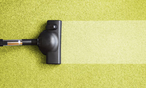 $159 Carpet Cleaning for 4 Areas with Free Fiber Rinse