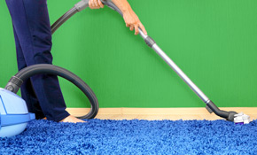 $399 Carpet Cleaning, Deodorizing, and Protection for 4 Rooms