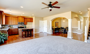 $99 for 3 Rooms of Deluxe Carpet Cleaning and Deodorizing