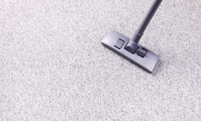$280 for 8 Rooms of Carpet Cleaning with Deodorizer