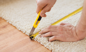 $300 for for Carpet Installation Up to 500 Square Feet