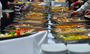 $270 for $300 Credit Toward Catering Services