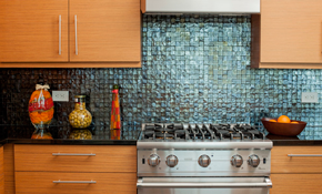 $450 for Ceramic Tile Floor or Backsplash Installation