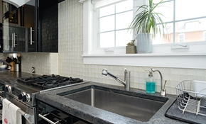 $575 for a Kitchen Back-Splash