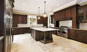 $359 for a New Ceramic Tile Floor or Backsplash, Labor and Materials Included