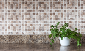 $595 for New Ceramic Tile Floor or Backsplash