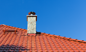$152 for Stainless Steel Chimney Cap Including Chimney Sweep