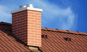 $157 Chimney Sweep and Safety Inspection, Reserve Now for $15.70