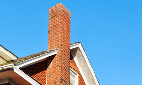$99 for Chimney, Fireplace, or Gas Log Consultation with Credit