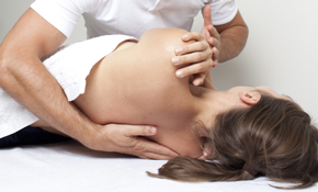 $180 for a Chiropractic Consultation, Exam and Treatment Including X-Rays