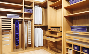 $595 for 12 Hours of Pre and Post-Remodel Organizing