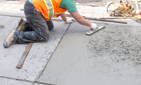 $995 for Lifting/Leveling of Concrete Garage Floor