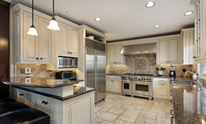 $225 for Kitchen Granite Countertop Cleaning and Sealing
