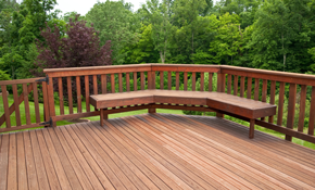 $135 for Deck Pressure Washing