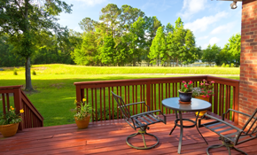 $49 for Deck/Covered Deck Design Consultation with 3-D Presentation