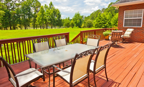 $450 for $500 Credit Toward Deck Installation