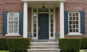 $237 for an Exterior Door Installation