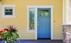 $79 for Custom Door Design with $100 Credit