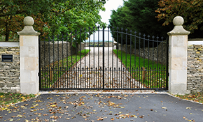 $3,999 for Driveway Gate with Opener