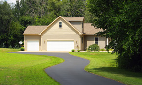 $285 Driveway Asphalt Sealcoating - Up to 1,000 Square Feet
