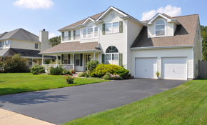 $5,000 for Driveway Asphalt Overlay (2-inch thickness)--up to 2,000 Square Feet