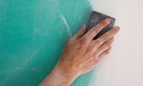 $200  for Up to 4 Hours of Drywall/Plaster Repair or Wallpaper Removal