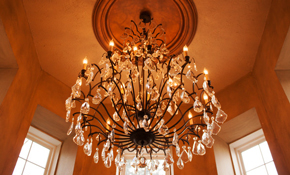 $99 for Chandelier Hanging (Buy Up To 2)