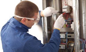 $2,450 for an Electrical Panel Replacement and Surge Protection