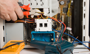 $185 for an Electrical Service Call