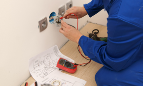 $155 for an Electrical Service Call and up to 1 Hour of Labor