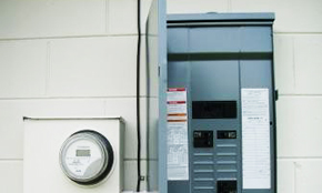 $1,980 for an Electrical Panel Replacement and Surge Protection