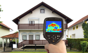 $199 for Infrared Energy Audit and Blower Door Test Including Thermal Images