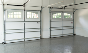 $2,500.00 for Polyaspartic Garage Floor Finishing