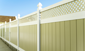 $3,499 for 150 Linear Feet of Aluminum Fence Installation