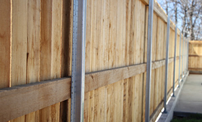$225 for Refurbishing 2 Steel Fence or Gate Posts