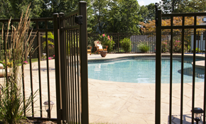 $1,750 for 50 Linear Feet of Aluminum Fence Installation