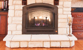 $99 for Fireplace Tune-Up, Chimney Cleaning and Inspection