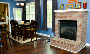 $112 for Fireplace Inspection and Evaluation