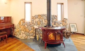 $99 for $500 Credit for Wood/Gas Burning Inserts and Pellet Burning Stoves
