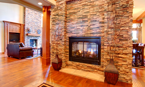 $202.50 for a Gas Log Fireplace Tune-Up, Cleaning, and Inspection