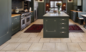 $499 for Up to 580 Square Feet of Tile Floor and Grout Cleaning