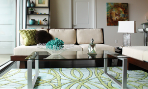 $144 for a Sofa and Loveseat Upholstery Cleaning
