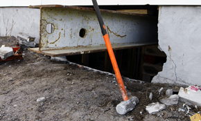 $45 for a Foundation Inspection and Preventive Water Leakage Plan