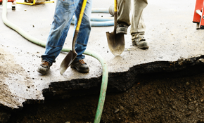 $135 for a Foundation Inspection and Preventive Water Leakage Plan