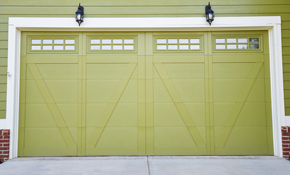 $35 Garage Door Tune-Up