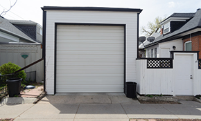 $79 for a Garage Door Tune-Up and Replacing Your Rollers
