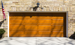 $99 Garage Door Tune-Up with Silencing Package