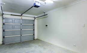 $68 Garage Door Tune-Up