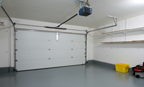 $350 for a Full Spring System Upgrade with Comprehensive Garage Door Inspection and Tune-Up